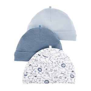 🚨FINAL PRICE🚨NWT. CARTER'S Baby Boy Hats
